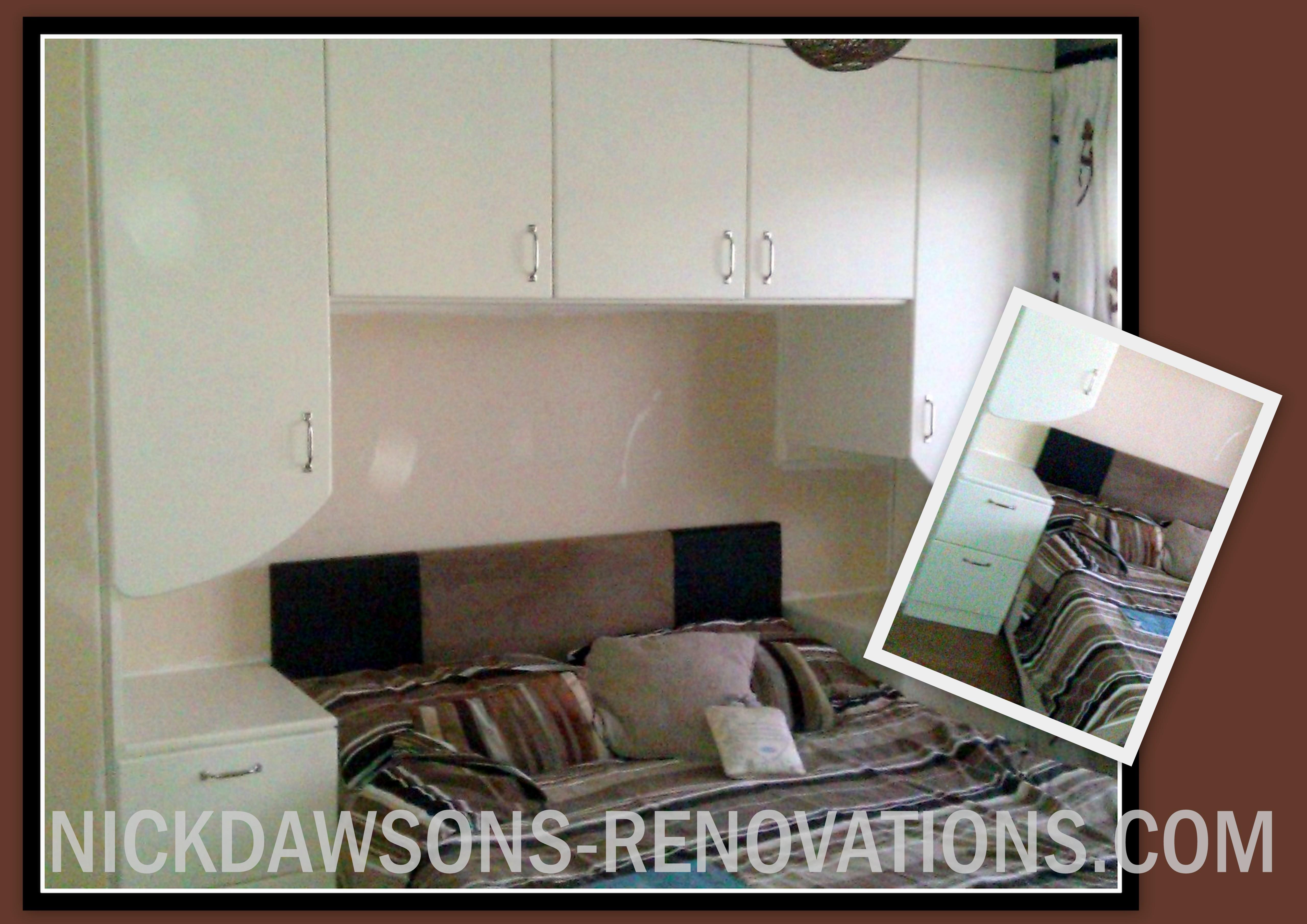 Bespoke Wardrobes Cabinets Etc