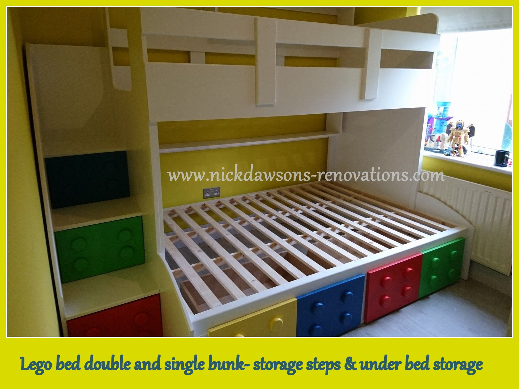 custom storage with kids bed full mattress size king furniture drawers toddler baby beds